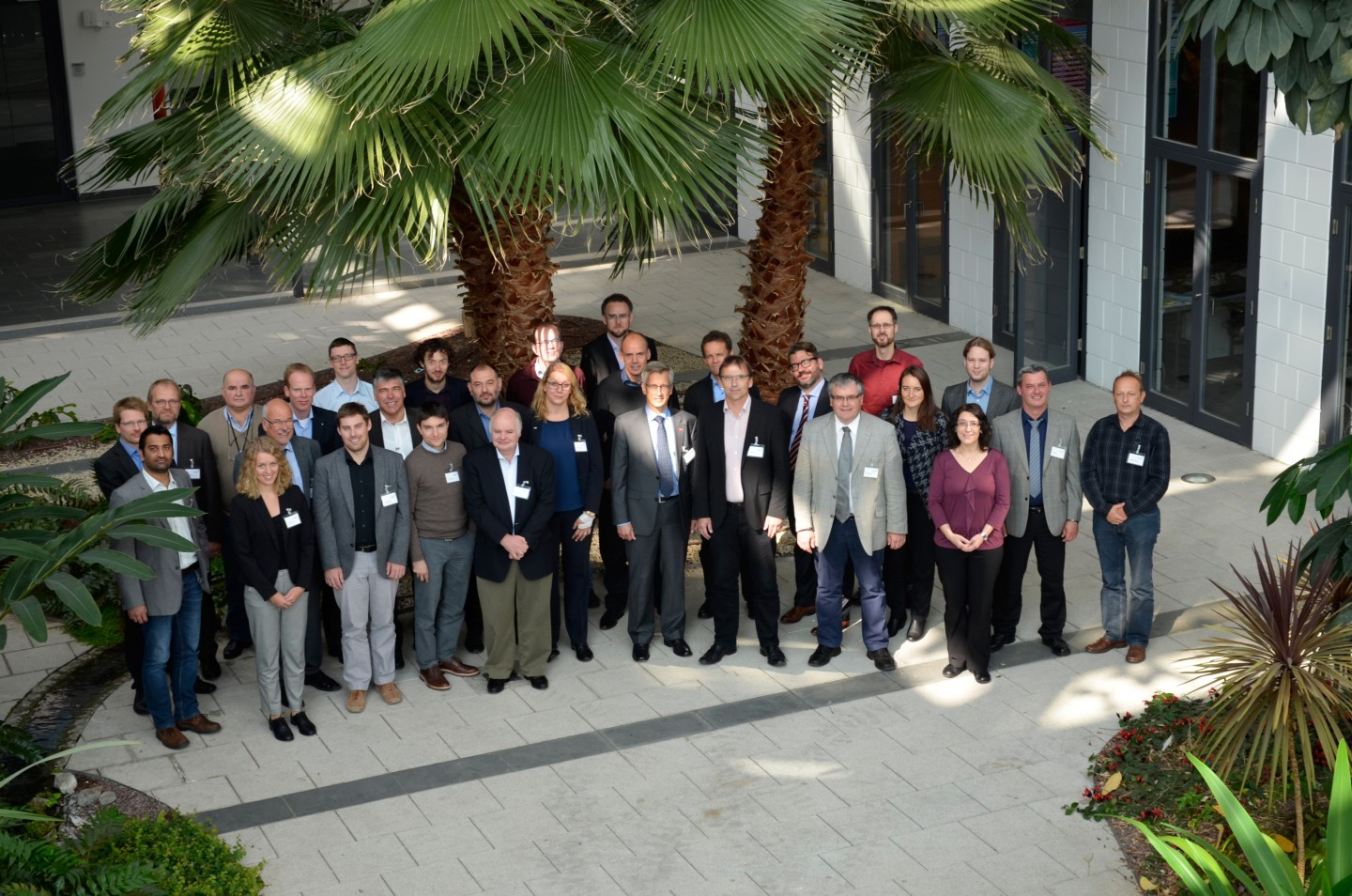 Gruppenbild International Workshop Mathematical Methods in Process Engineering